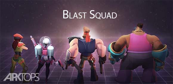 Blast Squad دانلود بازی جوخه انفجار