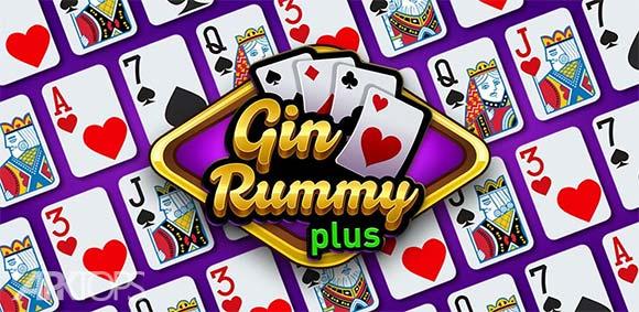 Gin Rummy Plus دانلود بازی جین رامی