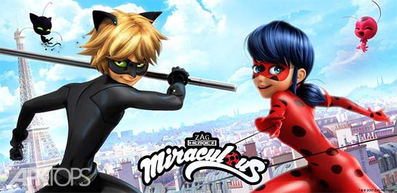 Miraculous Ladybug & Cat Noir The Official Game دانلود بازی لیدی باگ معجزه آسا و گربه اش