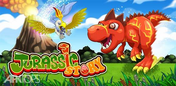 Jurassic Story Dinosaur World دانلود بازی دنیای ژوراسیک دایناسور ها