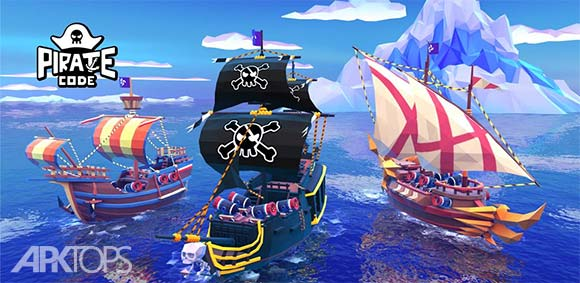 Pirate Code PVP Battles at Sea دانلود بازی نبرد دزدان دریایی