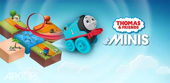 Thomas & Friends Minis دانلود بازی توماس و دوستان