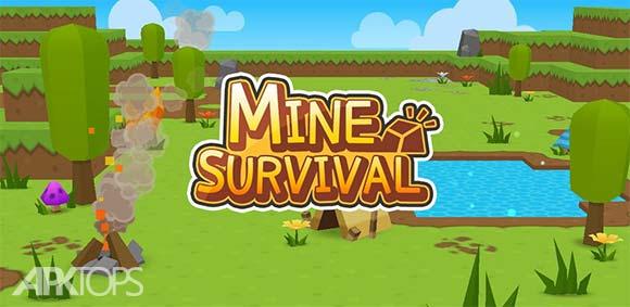 Mine Survival دانلود بازی زنده ماندن با استخراج منابع