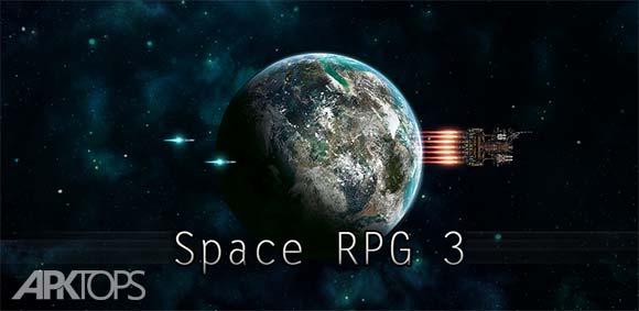 Space RPG 3 دانلود بازی مبارزه در فضا3