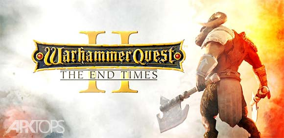 Warhammer Quest 2 The End Times دانلود بازی در جستجوی جنگنده