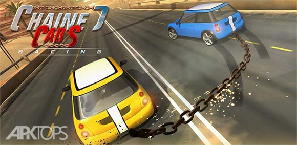 Chained Car Racing Games 3D دانلود بازی مسابقه ی ماشین های زنجیر شده