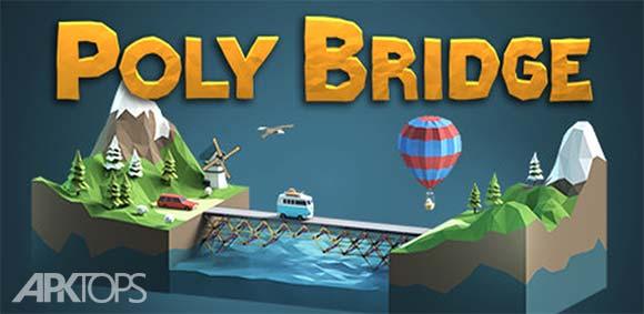 Poly Bridge دانلود بازی پل پلی