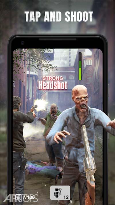 The Walking Dead Our World v5.0.1.8 دانلود بازی مردگان متحرک دنیای ما