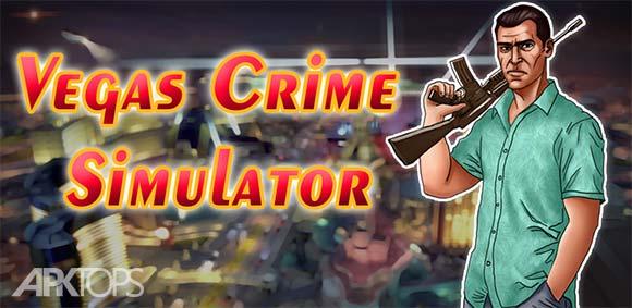 Vegas Crime Simulator دانلود بازی جذاب شبیه ساز جنایت در وگاس