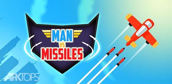 Man Vs Missiles دانلود بازی مرد در مقابل موشک