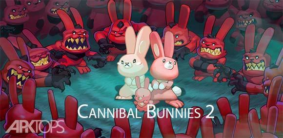 Cannibal Bunnies 2 دانلود بازی خرگوش های کانیبال