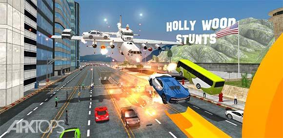 Hollywood Stunts Movie Star دانلود بازی ساخت صحنه های اکشن فیلم های هالیوودی