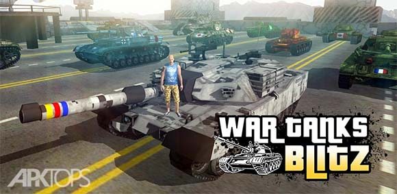 Impossible War Tanks Blitz دانلود بازی نبرد غیر ممکن تانک ها