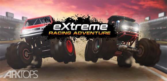 Extreme Racing Adventure دانلود بازی مسابقه ی بی نهایت