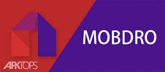 Mobdro دانلود برنامه موبدرو پخش آنلاین محتوای ویدئویی