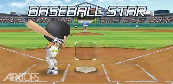 Baseball Star دانلود بازی فوق العاده ستاره ی بیس بال