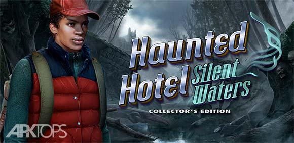 Hidden Objects Haunted Hotel Silent Waters دانلود بازی اشیاء پنهان در هتل آب های خاموش