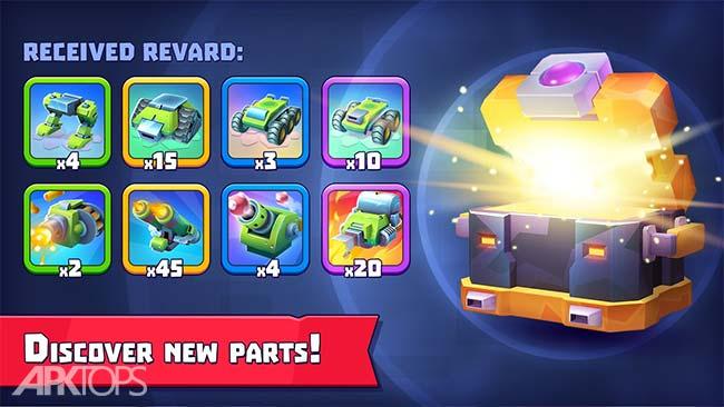 Tanks a lot v1.60 دانلود بازی تانک های زیاد