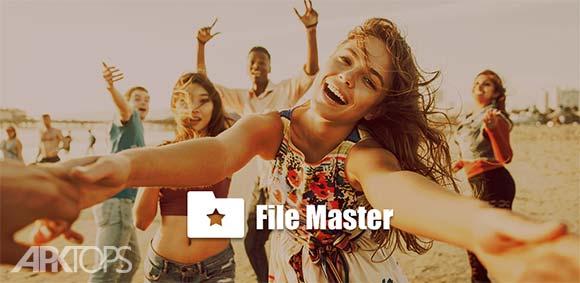File Master Manager&Explorer دانلود برنامه مدیریت فایل ها