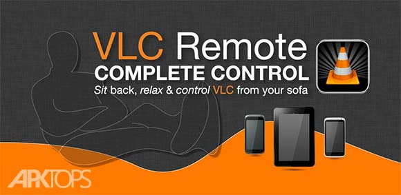 VLC Remote دانلود برنامه ریموت کنترل وی ال سی