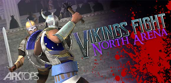 Vikings Fight North Arena دانلود بازی مبارزه وایکینگ ها