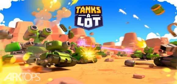 Tanks a lot دانلود بازی تانک های زیاد
