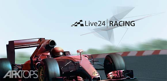 Formula 2018 Live 24 Racing دانلود برنامه نتایج مسابقات فرمول یک