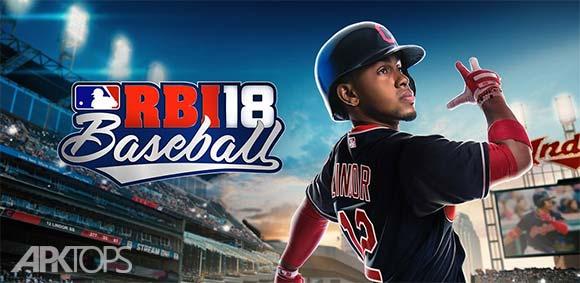 R.B.I. Baseball 18 دانلود بازی بیس بال