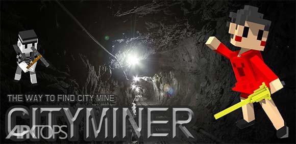 City miner Mineral war دانلود بازی معدنچی شهر جنگ معدنی