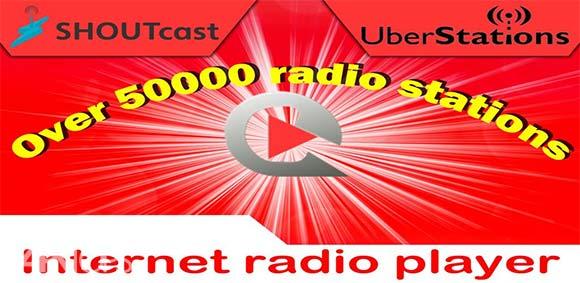 Internet Radio Player دانلود برنامه پخش رادیوی اینترنتی