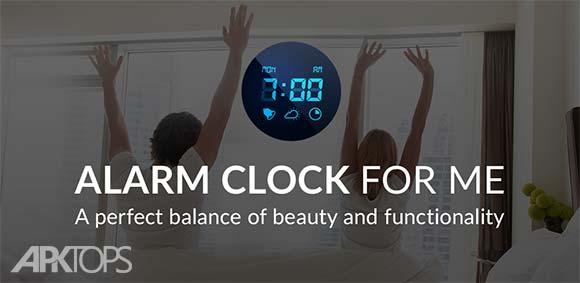 Alarm Clock for Me Pro دانلود برنامه ساعت زنگ دار برای من