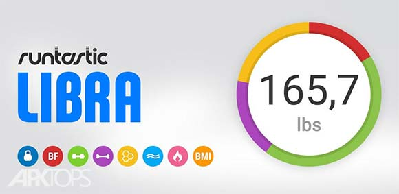 Runtastic Libra Weight Tracker دانلود برنامه کنترل وزن