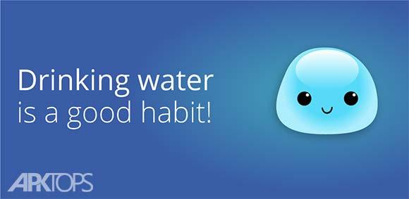 Water Time Gold دانلود برنامه یاداوری برای نوشیدن آب