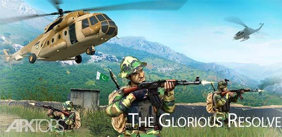 The Glorious Resolve Journey To Peace دانلود بازی تصمیم بزرگ سفر به سمت صلح
