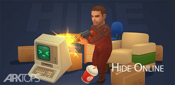 Hide Online دانلود برنامه قایم شدن در لحظه
