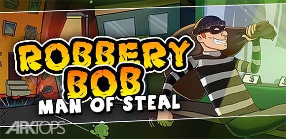 Robbery Bob دانلود بازی سرقت باب