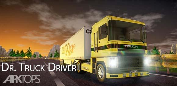 Dr Truck Driver Real Truck Simulator 3D دانلود بازی شبیه سازی واقعی رانند کامیون