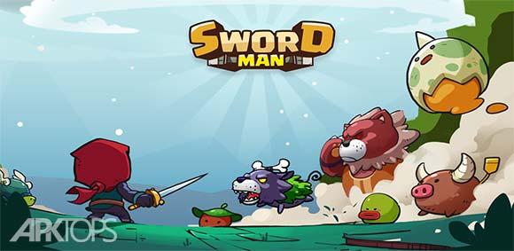 Sword Man Monster Hunter دانلود بازی مرد شمشیر به دست در شکار هیولا