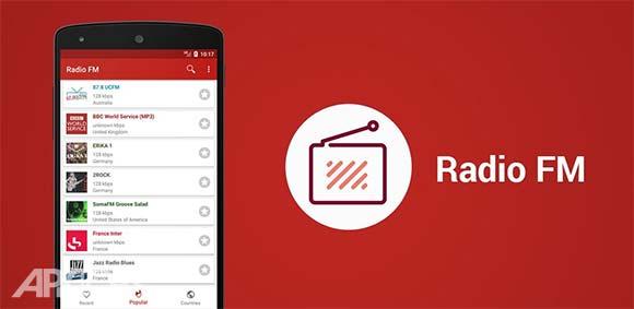 Radio FM Player TuneFm دانلود برنامه رادیوی اینترنتی