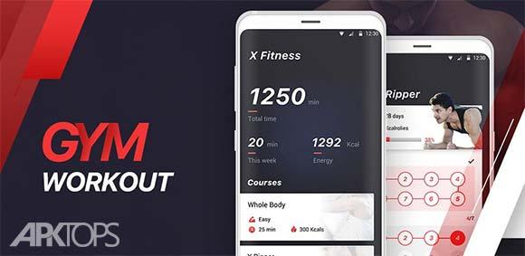 Home Workout 6 Pack Abs Fitness Exercise دانلود برنامه تمرینات خانگی برای تناسب اندام