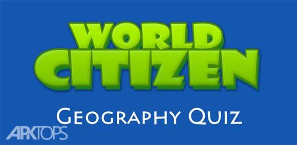 World Citizen Country Capital & Flag Trivia دانلود برنامه آموزشی پرچم و پایتخت کشور ها
