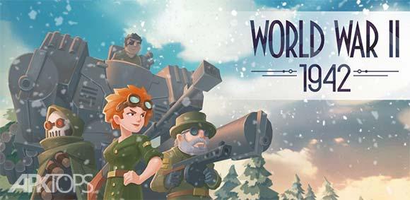World War 2 1942 دانلود بازی جنگ جهانی دوم