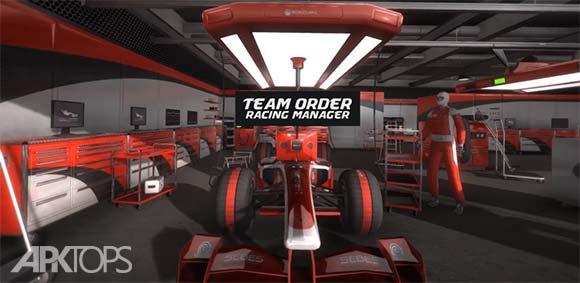 Team Order Racing Manager دانلود بازی سفارش تیم مدیریت مسابقات