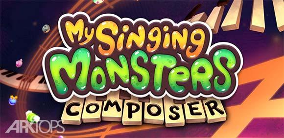 My Singing Monsters Composer دانلود بازی هیولای آهنگ ساز ترانه های من