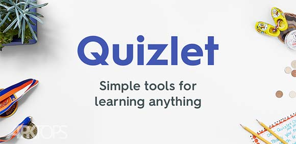 Quizlet Learn Languages & Vocab with Flashcards دانلود برنامه یادگیری با فلش کارت ها