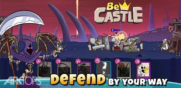 Be Castle Defense Tower Crush Tower Conquest دانلود بازی مدافع قلعه باش