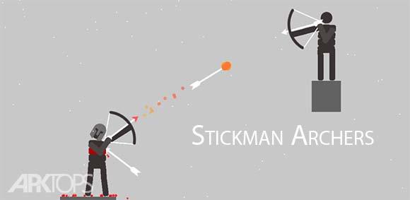 Stickman Archers Bloody Rampage دانلود بازی استیکمن های تیر و کمان دار