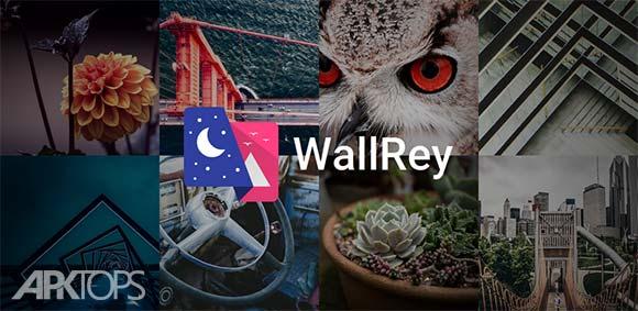 WallRey Elegant 4K wallpaper دانلود برنامه مجموعه تصاویر زمینه با کیفیت