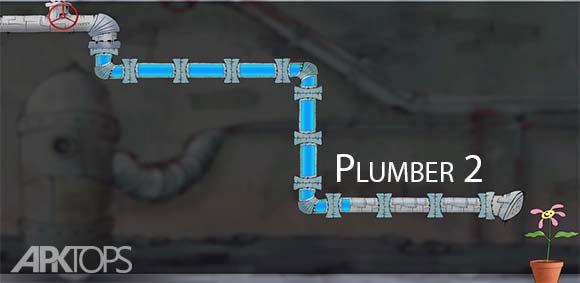 Plumber 2 دانلود بازی لوله کش2