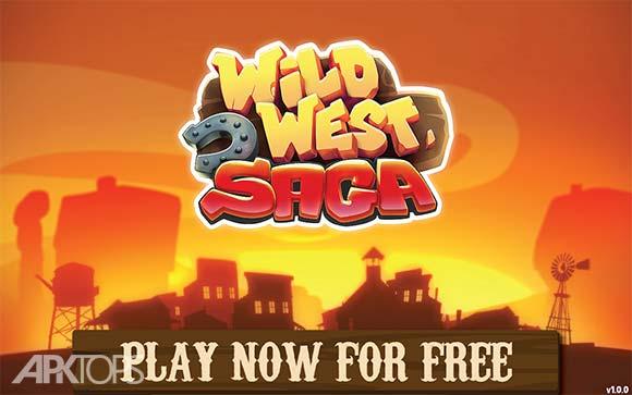 Wild West Idle Tycoon Tap Incremental Clicker Game دانلود بازی سرمایه گذاری در غرب وحشی